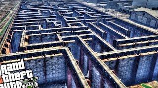 The Maze Runner - GTA 5 PC MOD