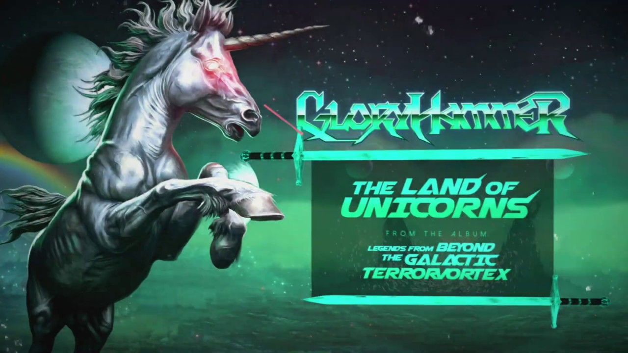 GLORYHAMMER - The land of unicorns