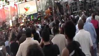 Damien Marley Welcome To Jamrock Ft Bounty killa Live Reggae Sumfest 2009 Montego Bay Jamaica