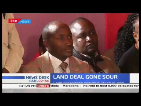 Land fraudster return Ksh 4 million to owner