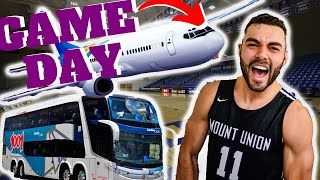 What Is It Like Traveling Out Of State With A D3 College Basketball Team ?