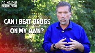 How To Stop Using Drugs Without Rehab