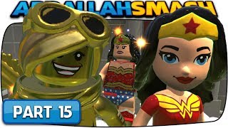 The LEGO Movie 2 Videogame - Part 15: Harmony City 100%! (All Master Pieces)