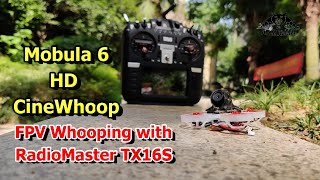 Is it perfect? FPV CineWhoop Happymodel Mobula 6 HD FPV Whoop