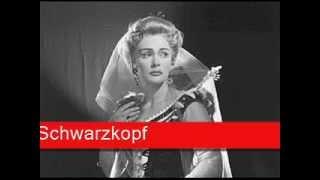 Elisabeth Schwarzkopf: Strauss Ariadne auf Naxos, 'Es gibt ein Reich, wo alles rein ist'
