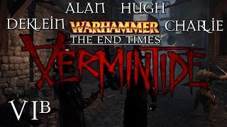 The Grey Wizard - Warhammer End Times: Vermintide (Co-Op Gameplay) #6b