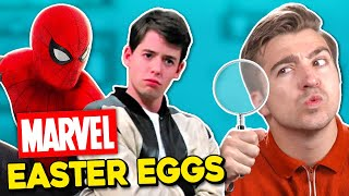 7 Marvel Easter Eggs You Won't Believe You Missed