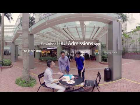 Experience HKU in 360°