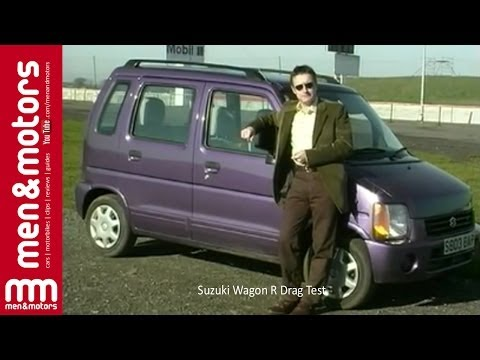 Suzuki Wagon R Drag Test
