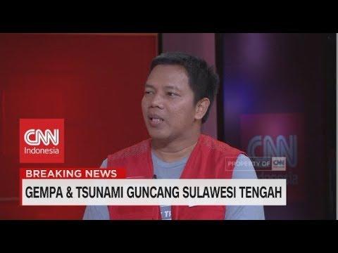 Gempa & Tsunami Sulteng, PMI Pusat: Palu & Donggala Menjadi Pusat Konsentrasi Personel PMI