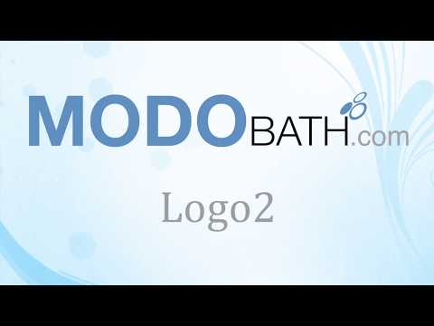 Logo2 Bathroom Accessories by Modo Bath