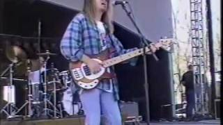"The 77s perform ""Tattoo"" at Ichthus, 1997"