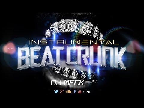 New Beat Crunk Instrumental - Mek Beat (2011)
