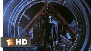 The Crow (2/12) Movie CLIP - Re-Born (1994) HD