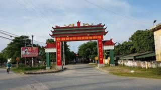 Xã An khê Quỳnh Phụ Thái Bình 2017