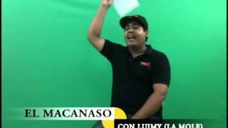 preview picture of video 'EL MACANASO, CON LUIMY (LA MOLE)'