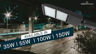 LED Pole Lights in USA
