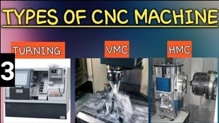 TYPES OF CNC MACHINE –  ALL ABOUT TURNING, VMC and HMC MACHINE