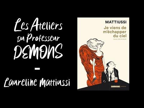 Les Ateliers du Professeur Demons - Laureline Mattiussi
