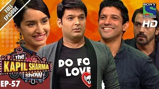 The Kapil Sharma Show -दी कपिल शर्मा शो- Ep-57-Team Rock On 2 In Kapil