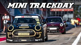 MINI Fan Trackday 2019 (Zolder) - Mini WRC, JCW, Morris, Countryman, JCW GP, ...
