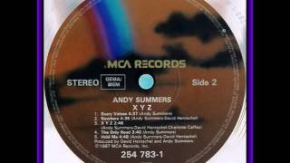 Andy Summers ‎-nowhere