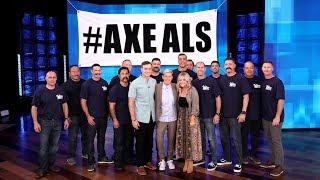 Ellen's Tearful Surprise for Firefighter Battling ALS