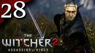 Let's Play The Witcher 2 [BLIND] - Part 28 - Preparing For, and Defeating The Kayran