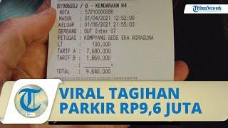 Viral Tagihan Parkir di Bandara Ngurah Rai Bali Sampai Rp9,6 Juta, PT Angkasa Pura I Buka Suara
