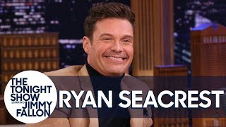 Ryan SeacrestExplains That Chair Tumble He Took During Live with Kelly andRyan