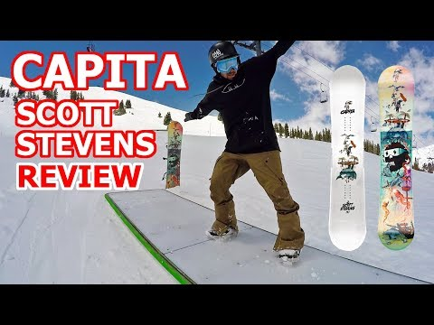 Capita Scott Stevens Pro Snowboard Review