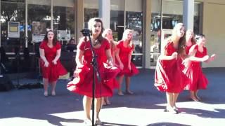 """The Old Man's Back In Town"" - Trinity HS Show Choir (Harmony) 2010"