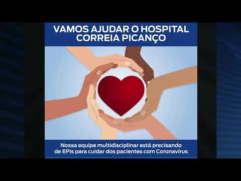 Hospitais em Pernambuco iniciam campanha para arrecadar material de trabalho