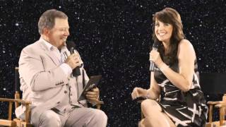 William Shatner Interviews Amanda Tapping