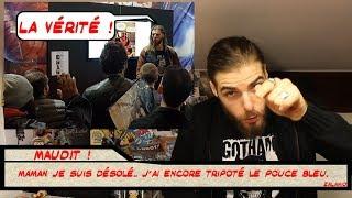 JT Comics #164   LA VÉRITÉ SUR LES QUATRE FANTASTIQUES  Bilan Comic Con Paris   311018