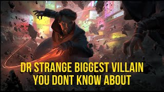 Dr Strange Main Villain : Understanding Sarcasm