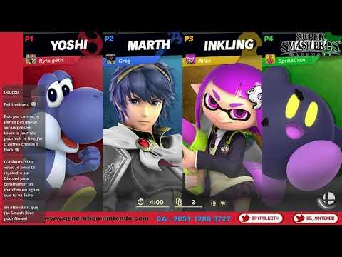 Ryfalgoth sur Smash Ultimate #1
