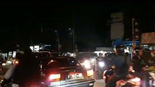 Hampir Satu Tahun Padam, Pemkot Depok Belum Perbaiki Lampu Merah Simpang Kelapa Dua Cimanggis