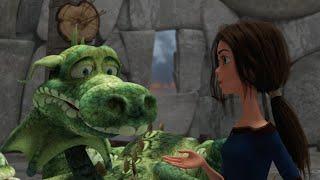 Кадры из фильма Богатырша 3D