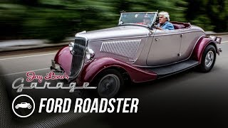 1934 Ford Roadster - Jay Leno's Garage