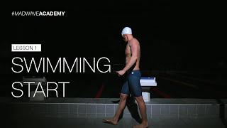 Смотреть онлайн Как научиться правильно прыгать в воду головой вниз