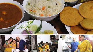 Kaisa Raha Iss Bar Ka Raksha Bandhan || Special Lunch For Special Day | Moong Dal Kachori..Rakhi2020
