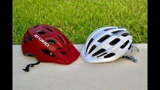 Giro Register and Giro Fixture helmet unboxing