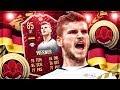 FIFA 20 : WERNER Inform SQUAD BUILDER BATTLE 😱🔥