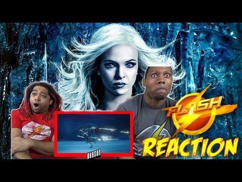 THE FLASH Season 3, Episode 7 - REACTION & REVIEW - 'KILLER FROST' (The Flash SE03E07)