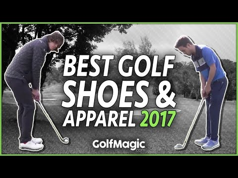 Best golf shoes & apparel 2017 | What to wear on the course