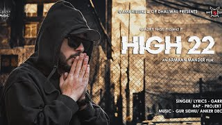 High 22  GA2RY