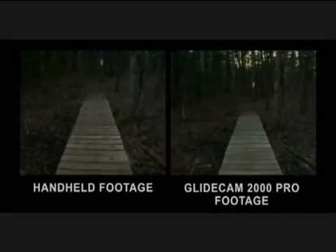Glidecam Professional Camera Stabilizers - Glidecam Vs Hand-held