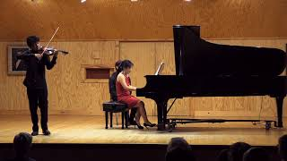 Dvořák: Violin Concerto in A Minor - Zi Yang Low