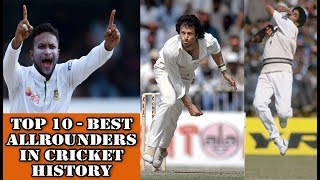 Who is all rounder in cricket